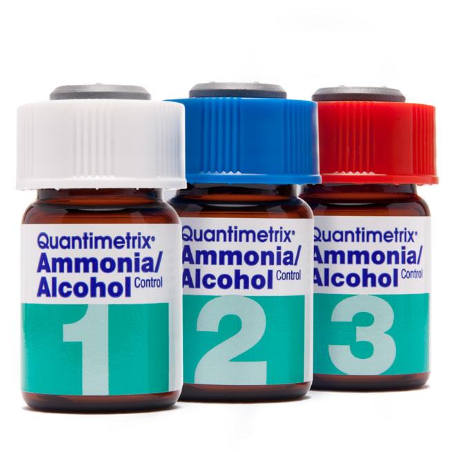 Ammonia/Alcohol Control