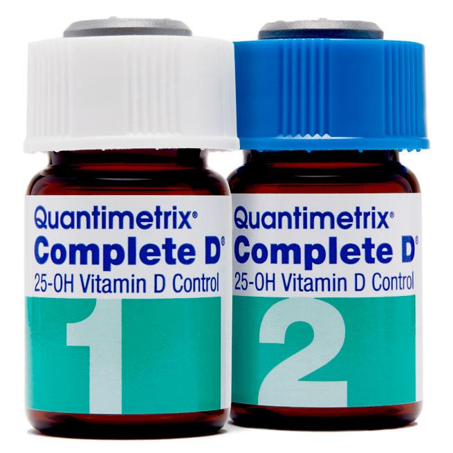 Complete D® 25-OH Vitamin D Control